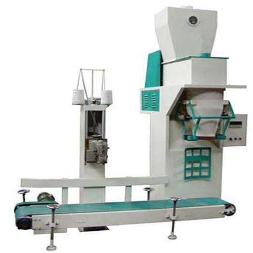 Automatic weighing flour packing machine