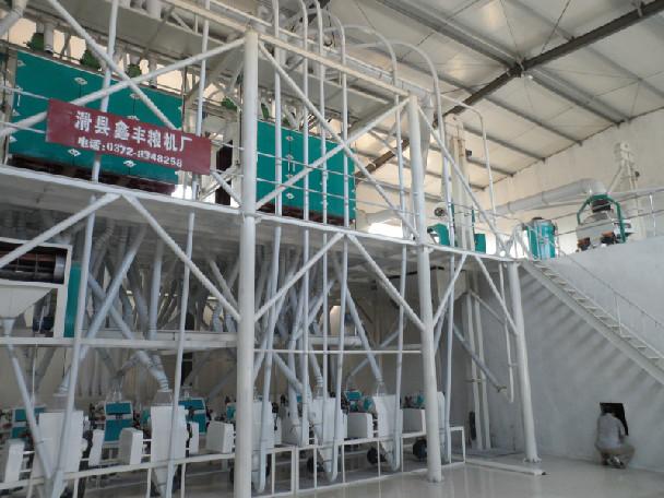 50 ton atta maida machine atta chakki plant