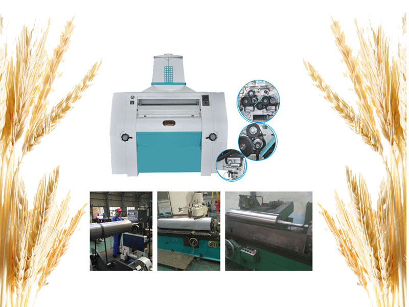 wheat flour milling machine in wheat flour grinding mill