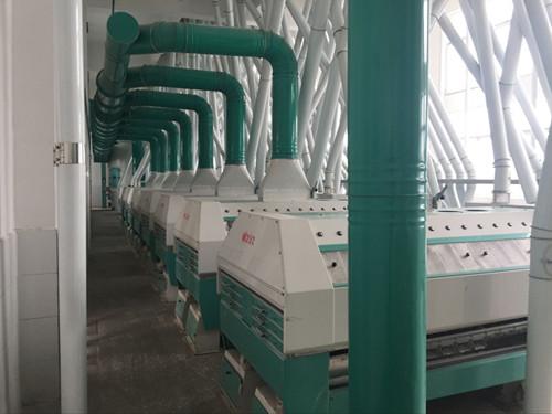 400Ton Per Day Complete Set Wheat Flour Production Line