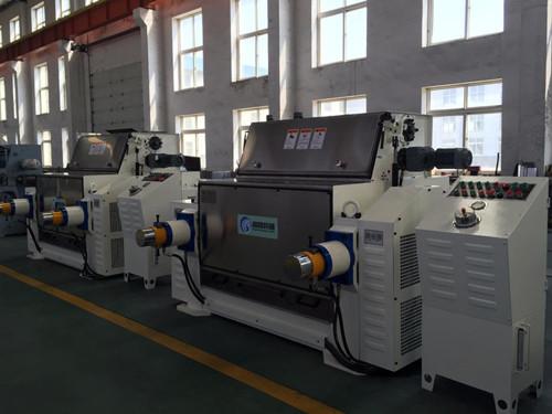 Oat flake processing line - Coarse grain processing plant