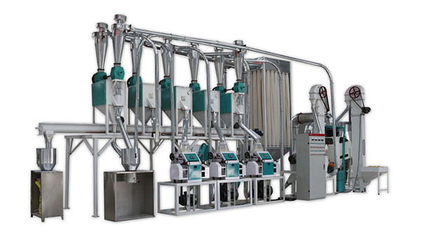 Maize Processing Equipment